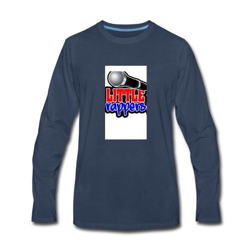LILRAPPER MERCH buy it until it lasts. - Men's Premium Long Sleeve T-Shirt