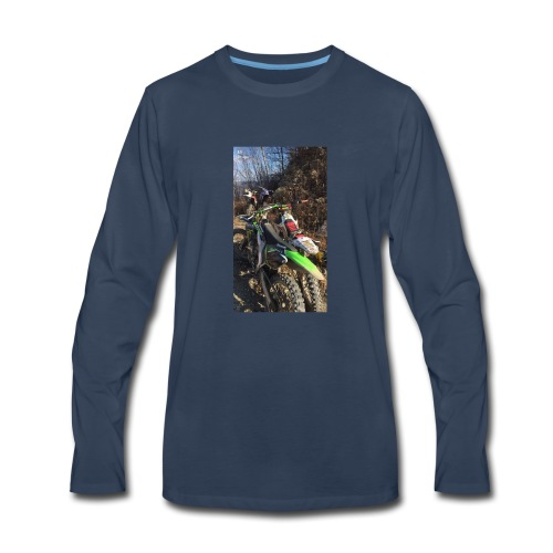 Motogaming - Men's Premium Long Sleeve T-Shirt