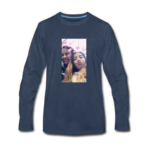 5 17 18 - Men's Premium Long Sleeve T-Shirt