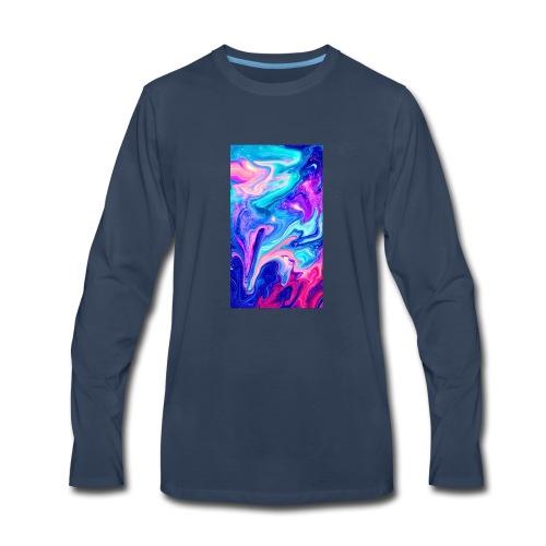 Milky way - Men's Premium Long Sleeve T-Shirt