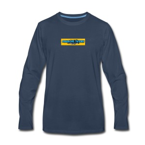 Camisetas do Marroni Tutors - Men's Premium Long Sleeve T-Shirt