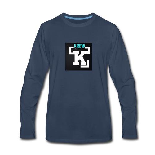 Krew T-Shirt - Men's Premium Long Sleeve T-Shirt