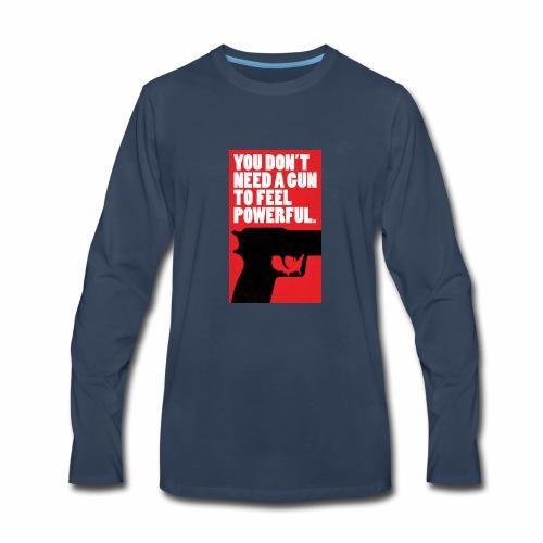 Gun Gun - Men's Premium Long Sleeve T-Shirt
