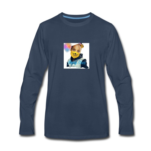 Neezy swag - Men's Premium Long Sleeve T-Shirt