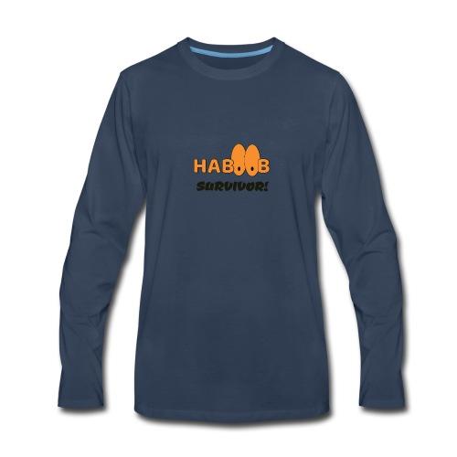 thumbnail haboob - Men's Premium Long Sleeve T-Shirt