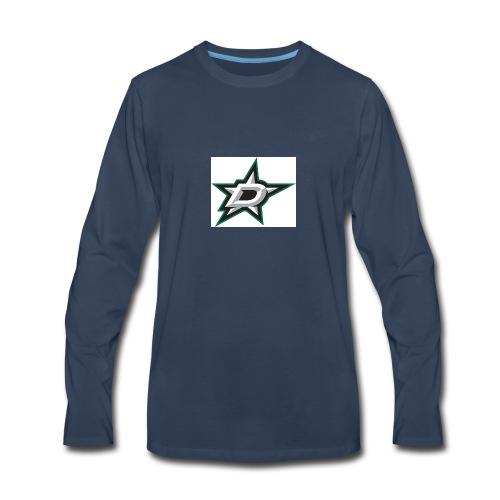 Counting Stars - Men's Premium Long Sleeve T-Shirt