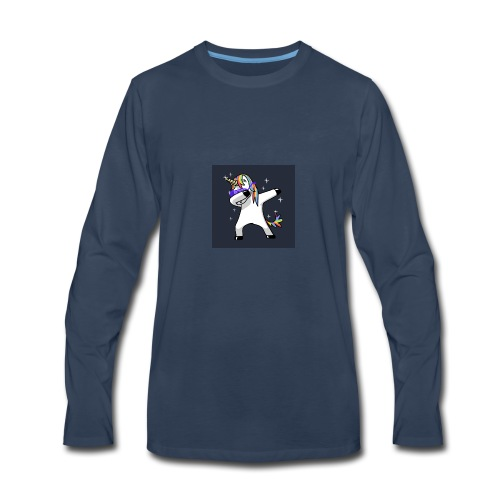 Oonicorn the Dabicorn - Men's Premium Long Sleeve T-Shirt