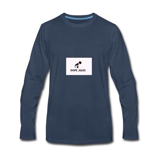 Dope Jules Mic - Men's Premium Long Sleeve T-Shirt