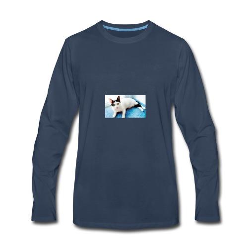 taco meowers - Men's Premium Long Sleeve T-Shirt