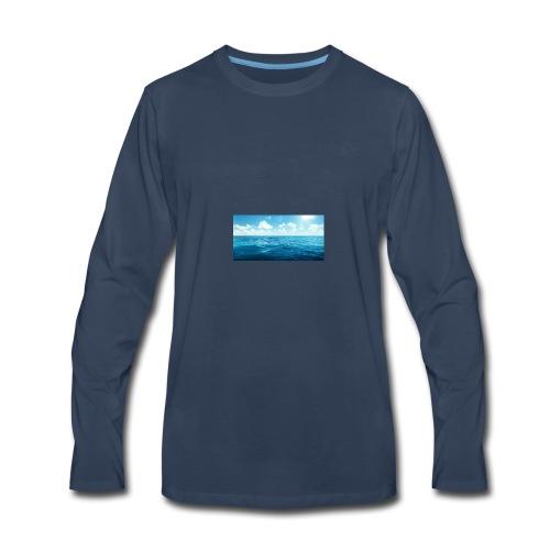 OCEANS - Men's Premium Long Sleeve T-Shirt