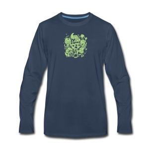 Meet the Neighbors - Men's Premium Long Sleeve T-Shirt