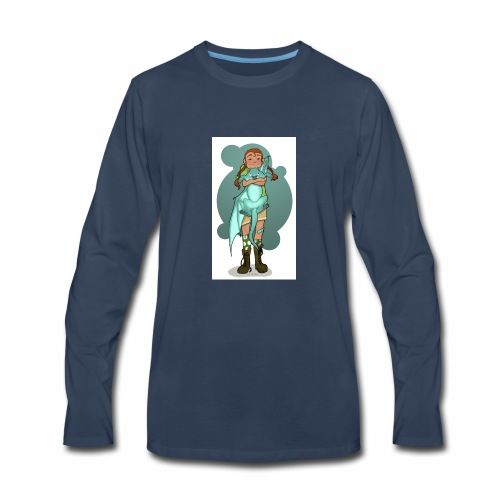 Fledglings - Men's Premium Long Sleeve T-Shirt