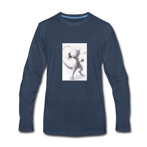 Charzizard, metwo,sandsrew - Men's Premium Long Sleeve T-Shirt