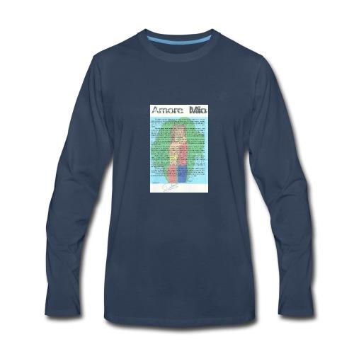 amor 003 - Men's Premium Long Sleeve T-Shirt