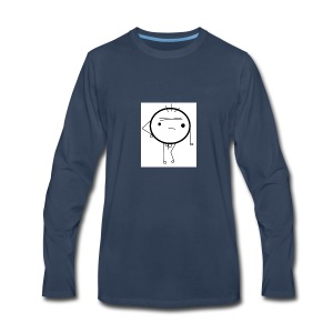 Attitude - Men's Premium Long Sleeve T-Shirt