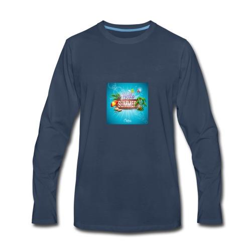AEFEE3D8 941F 4739 9419 DDE59C9FC46F - Men's Premium Long Sleeve T-Shirt