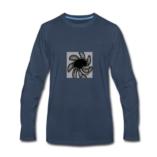 Thinking - Men's Premium Long Sleeve T-Shirt