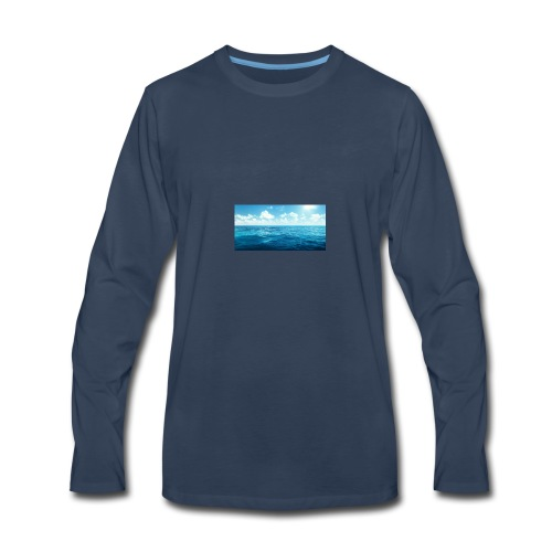 OCEANS - Men's Premium Long Sleeve T-Shirt