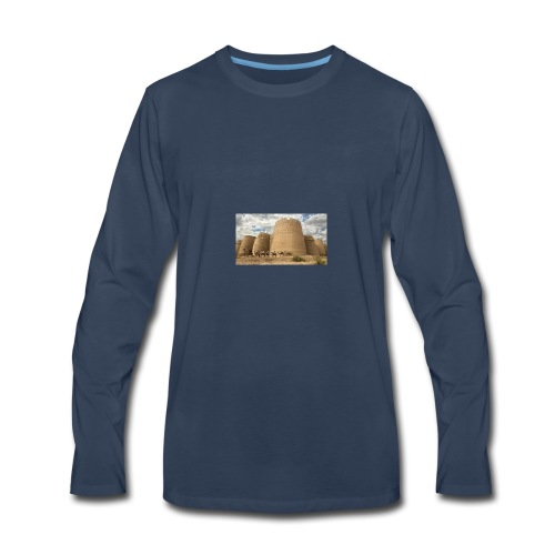 Darawar fort - Men's Premium Long Sleeve T-Shirt