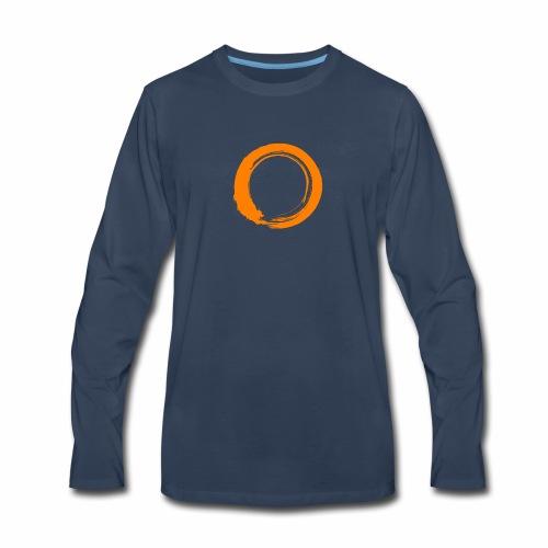 Circle:Beta - Men's Premium Long Sleeve T-Shirt