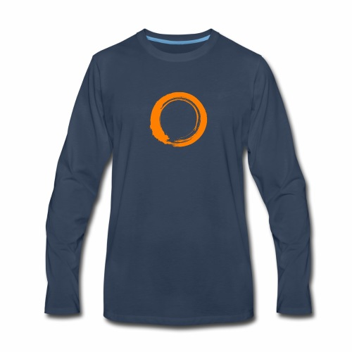 Circle:Beta - Men's Premium Long Sleeve T-Shirt
