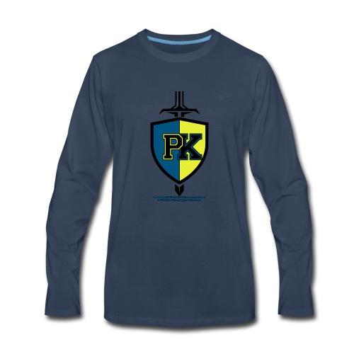 Sword N Sheild - Men's Premium Long Sleeve T-Shirt