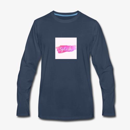 a dress for young gen to b e more creative - Men's Premium Long Sleeve T-Shirt