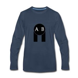 AB the best - Men's Premium Long Sleeve T-Shirt