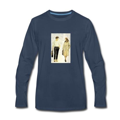 Hammurabi - Men's Premium Long Sleeve T-Shirt