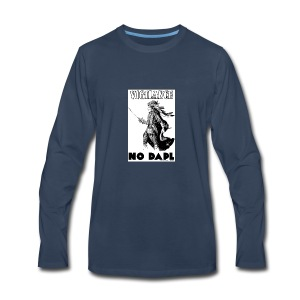 Vigilance NODAPL - Men's Premium Long Sleeve T-Shirt