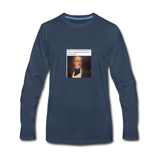 dank memes 30 photos 27 - Men's Premium Long Sleeve T-Shirt
