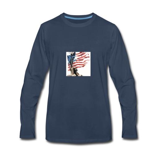 #AMSOL - Men's Premium Long Sleeve T-Shirt