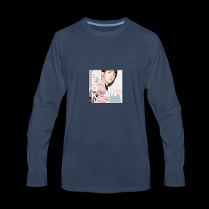 Jin - Men's Premium Long Sleeve T-Shirt