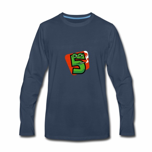 High 5 - Men's Premium Long Sleeve T-Shirt
