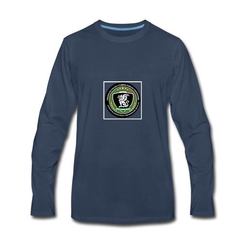 Its for a fundraiser - Men's Premium Long Sleeve T-Shirt