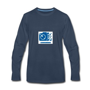 Proximity Films official logo - Men's Premium Long Sleeve T-Shirt