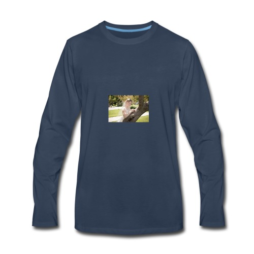 Caitlin08 - Men's Premium Long Sleeve T-Shirt