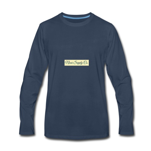 Nixoi Supply - Men's Premium Long Sleeve T-Shirt