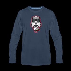 Yibbie's Official Logo - Men's Premium Long Sleeve T-Shirt