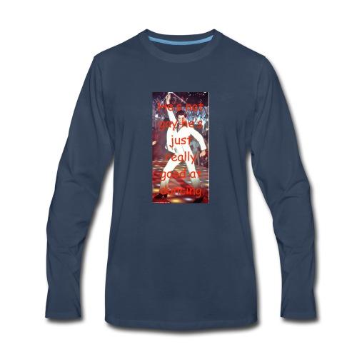 john final - Men's Premium Long Sleeve T-Shirt