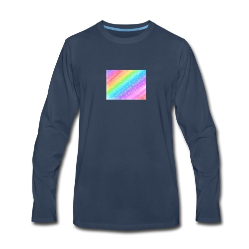 Rainbow - Men's Premium Long Sleeve T-Shirt