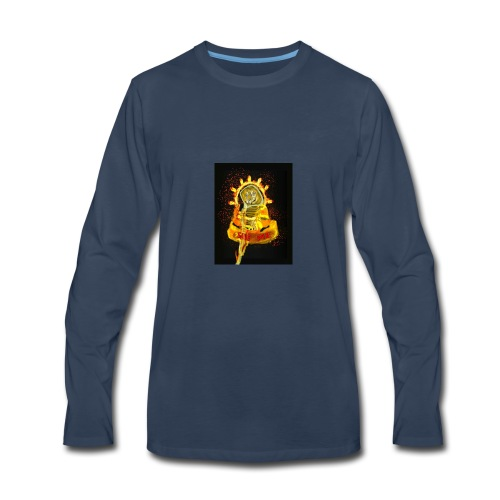 Save The Tiger - Men's Premium Long Sleeve T-Shirt