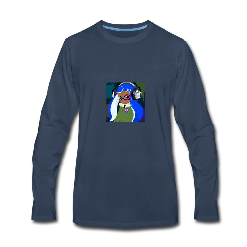 jasona the inkling - Men's Premium Long Sleeve T-Shirt