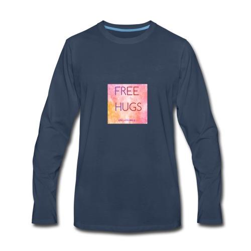 CTD104201822298 - Men's Premium Long Sleeve T-Shirt