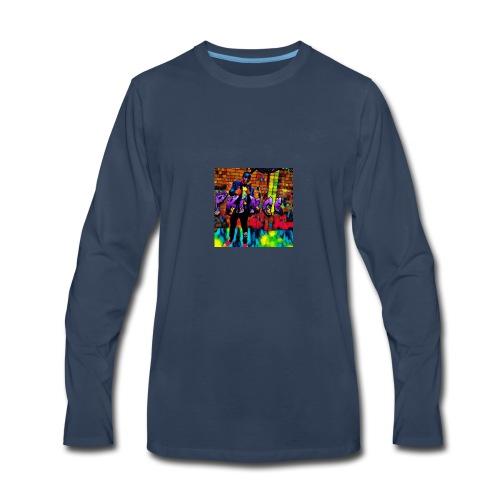 Prince jelly zone - Men's Premium Long Sleeve T-Shirt