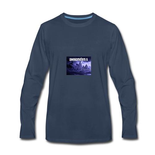 Awesometers - Men's Premium Long Sleeve T-Shirt