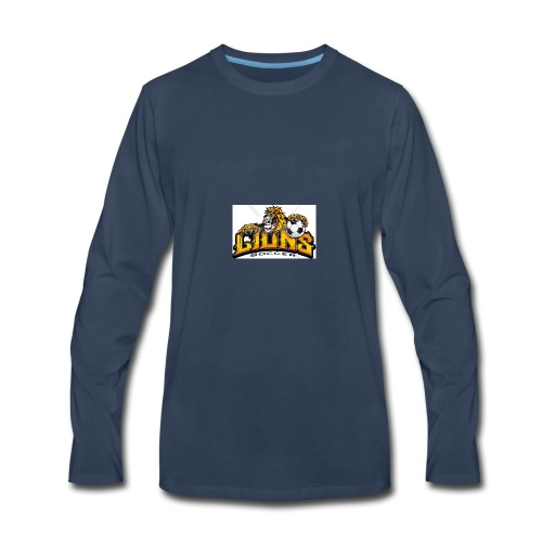 We are The Lions - Men's Premium Long Sleeve T-Shirt