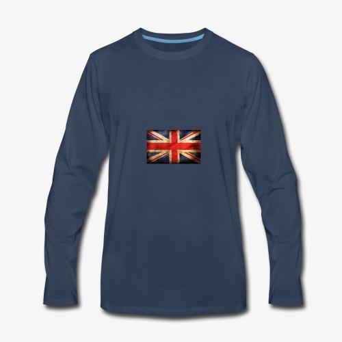 Britain-R1 - Men's Premium Long Sleeve T-Shirt
