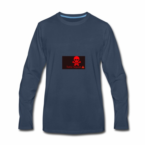 ToXic Squad - Men's Premium Long Sleeve T-Shirt