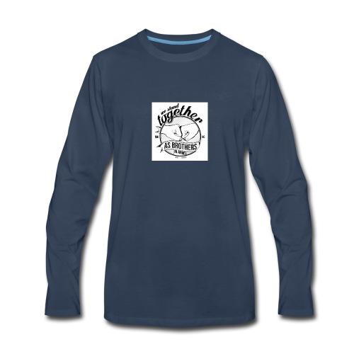 83e4ab17919365-562c0e33796d7 - Men's Premium Long Sleeve T-Shirt
